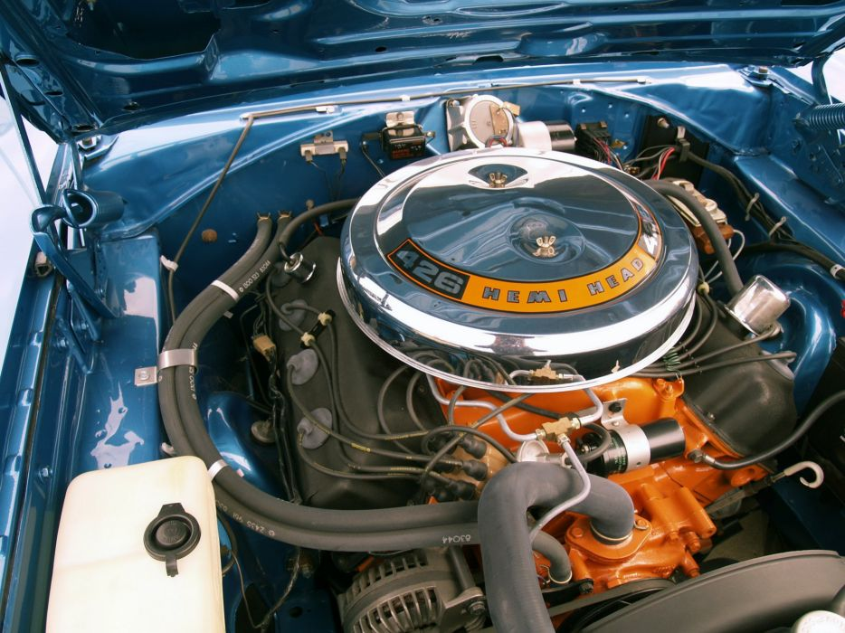 1968 Plymouth Road Runner 426 Hemi Coupe (RM21) muscle classic engine    g wallpaper