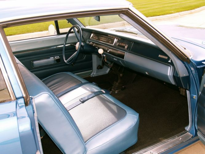 1968 Plymouth Road Runner 426 Hemi Coupe (RM21) muscle classic interior h wallpaper