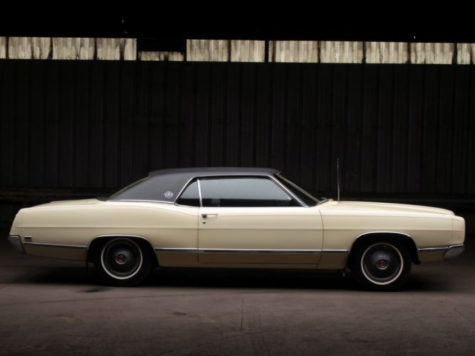 1969 Ford LTD Formal Hardtop Coupe (65A) classic luxury s wallpaper