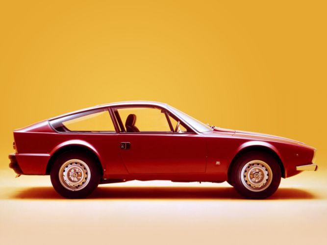 1975 Alfa Romeo GT 1600 Junior Z (115) classic d wallpaper