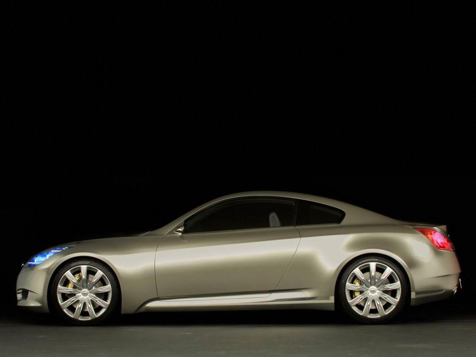 2006 Infiniti Coupe Concept (CV36)      g wallpaper