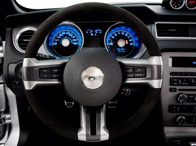 2010 Ford Mustang Boss 302 Laguna Seca muscle interior j wallpaper