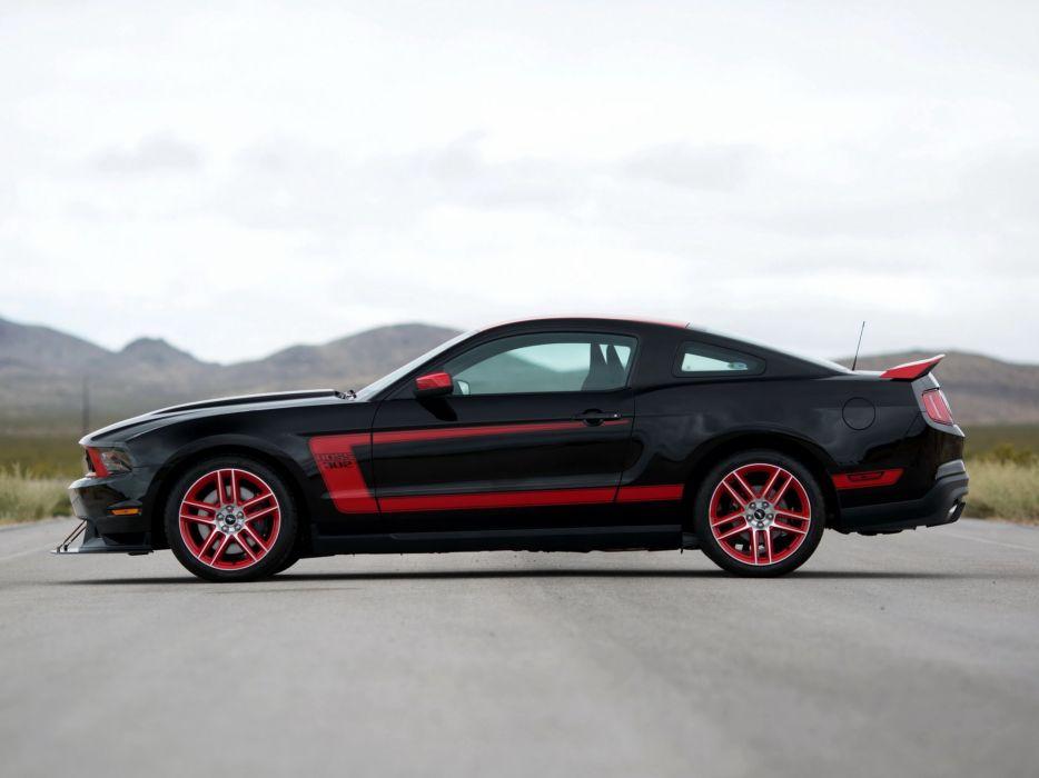 2010 Ford Mustang Boss 302 Laguna Seca muscle  c wallpaper
