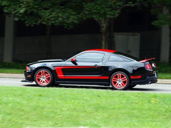 2010 Ford Mustang Boss 302 Laguna Seca muscle e wallpaper