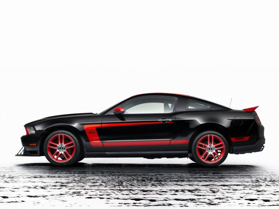 2010 Ford Mustang Boss 302 Laguna Seca muscle   gd wallpaper