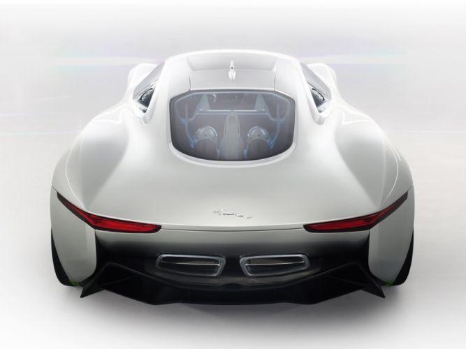 2010 Jaguar C-X75 Concept supercar m wallpaper