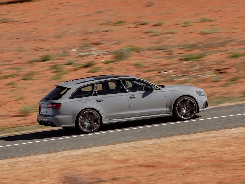 2013 Audi RS6 Avant AU-spec (4-G C-7) stationwagon  fc wallpaper