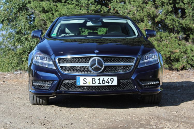 Mercedes-CLS-Shooting-Brake-2012 wallpaper