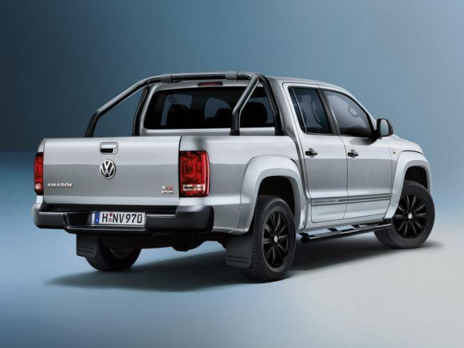 2014 Volkswagen Amarok Dark Label suv awd pickup z wallpaper