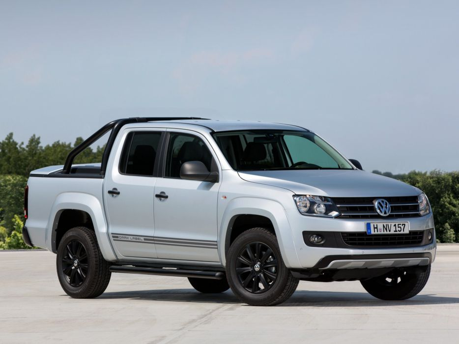 2014 Volkswagen Amarok Dark Label suv awd pickup   z wallpaper