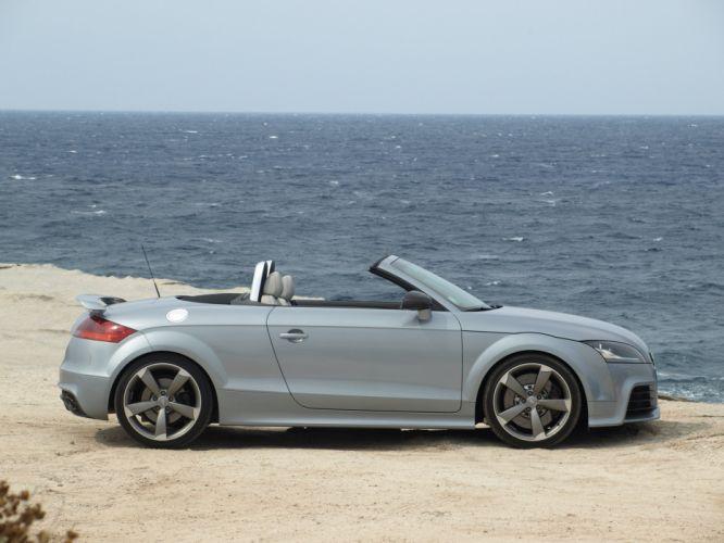 Audi-TT-RS-Plus-2012 wallpaper