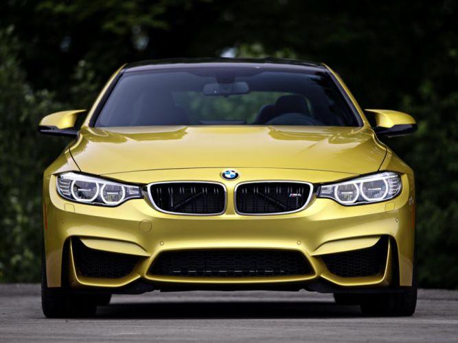 2015 BMW M-4 Coupe US-spec (F82) d wallpaper