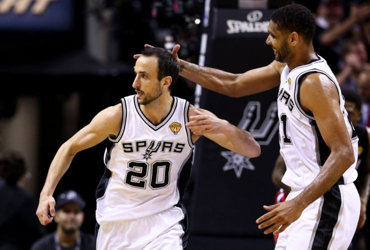 SAN ANTONIO SPURS basketball nba (30) wallpaper