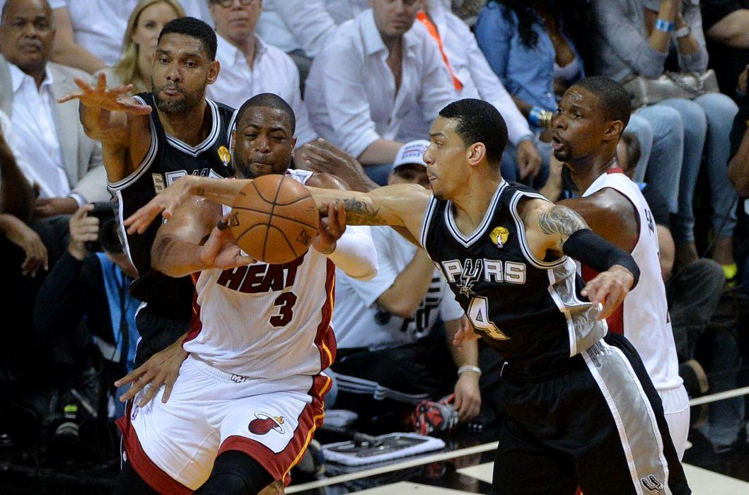 SAN ANTONIO SPURS basketball nba (36) wallpaper
