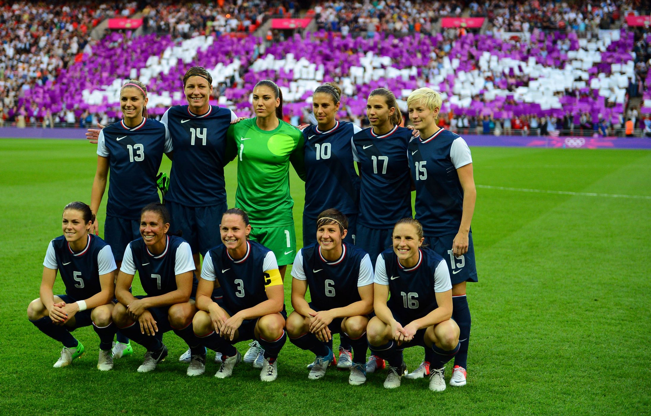 women's national soccer team - HD 4389×2807