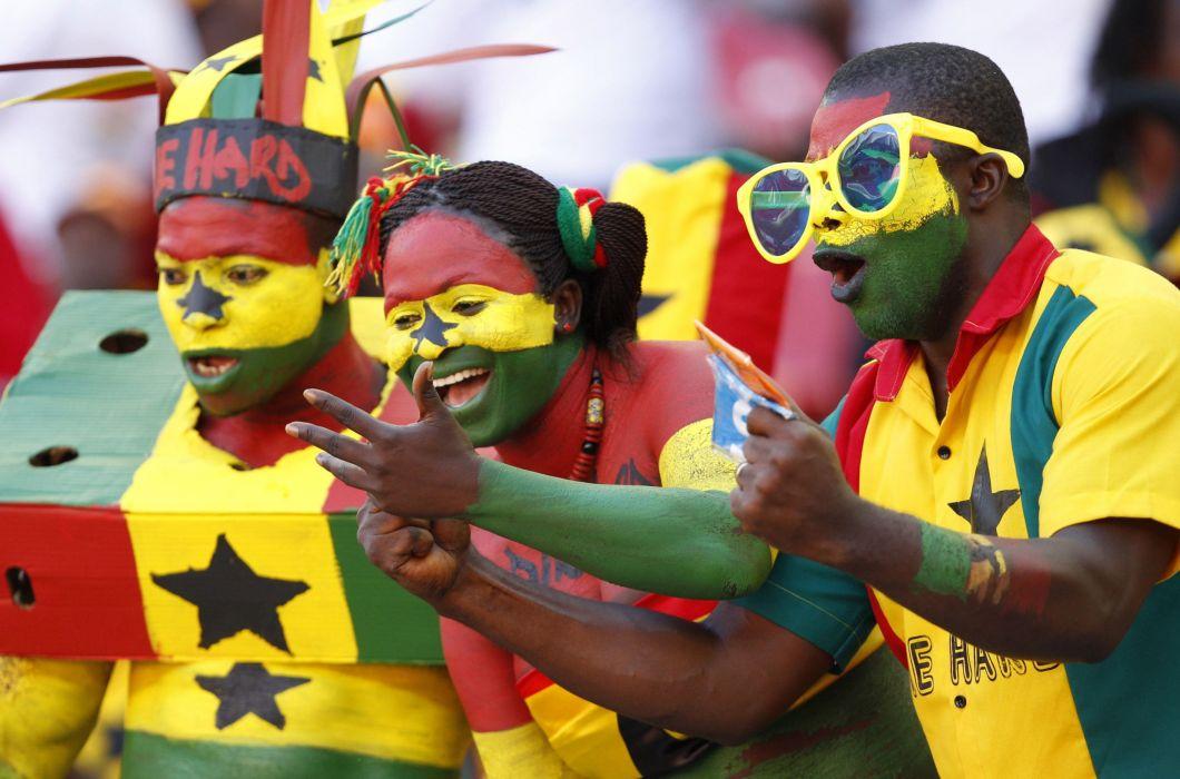 Ghana National Football Team Background 7