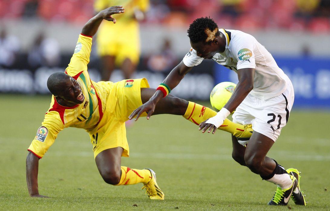 Ghana National Football Team Background 9