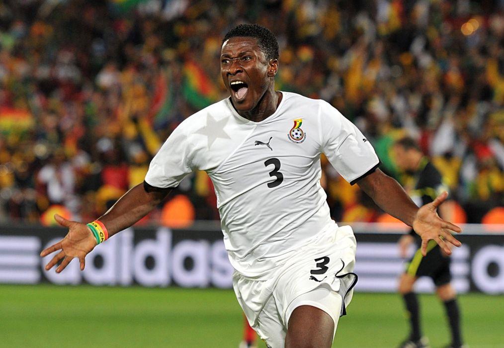 Ghana National Football Team Background 6