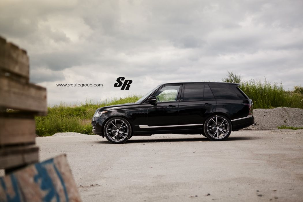 Range Rover Vogue wallpaper