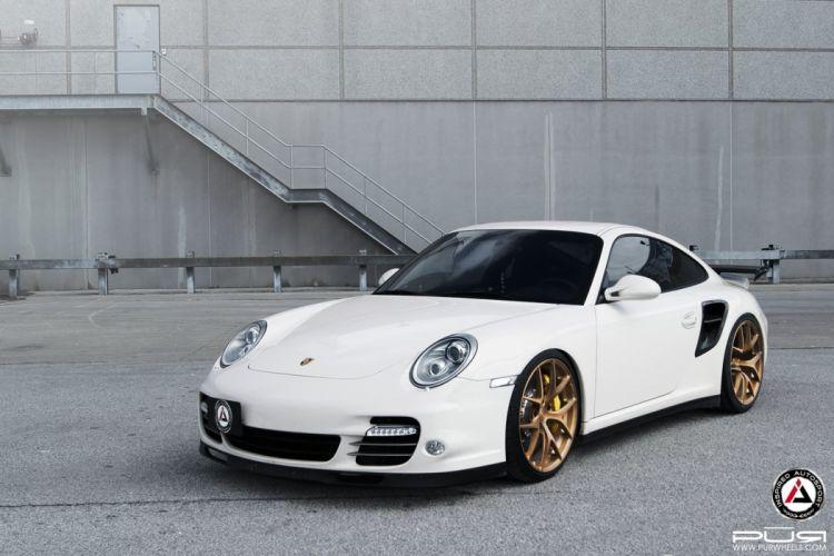 Porsche-997 wallpaper