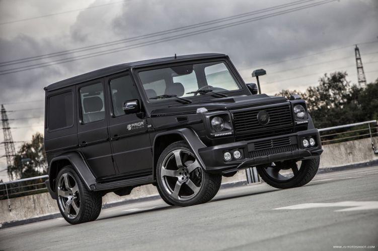 Mercedes-G-Wagon wallpaper