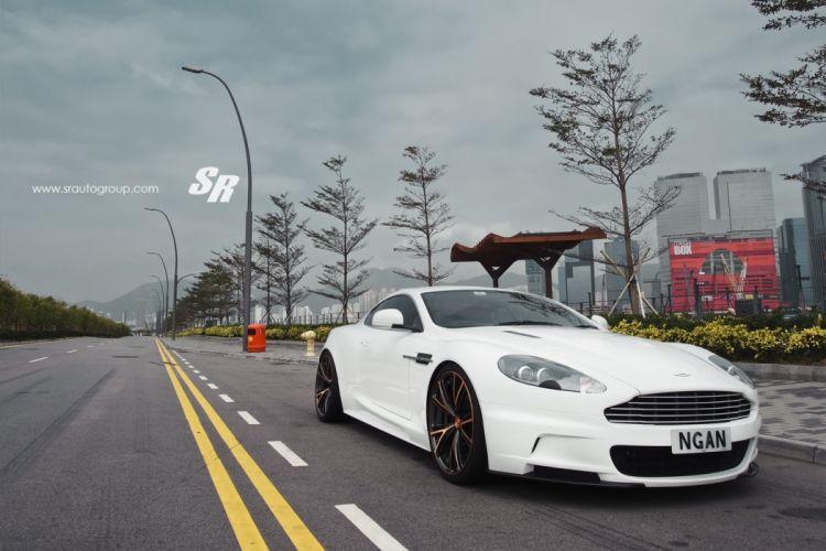 Aston-Martin-DBS wallpaper