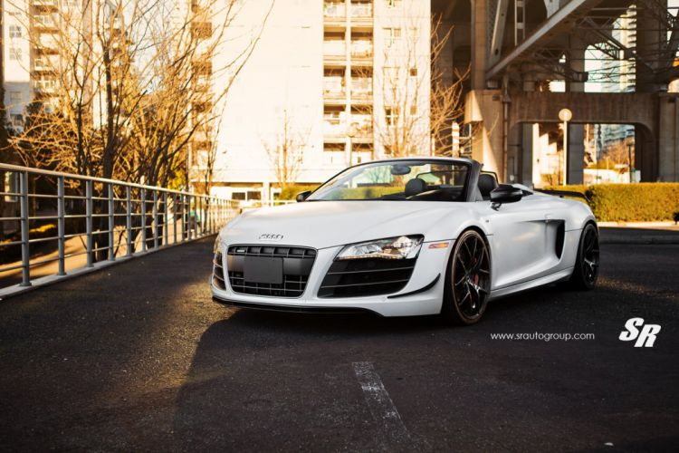 Audi-R8-GT-spider wallpaper