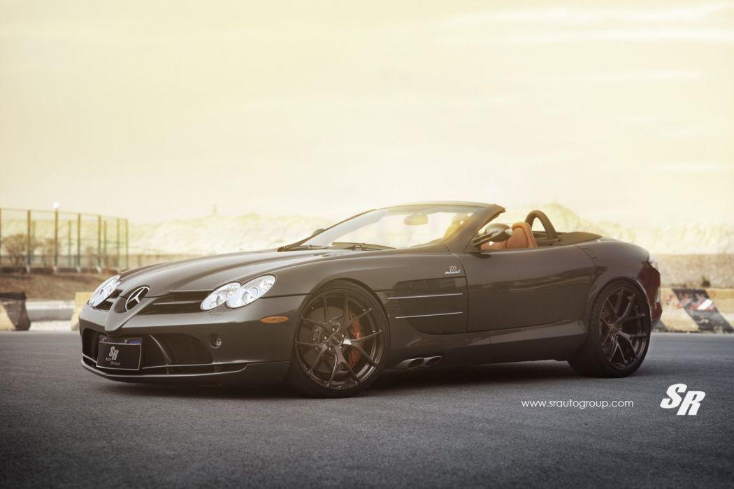 Mercedes-SLR wallpaper
