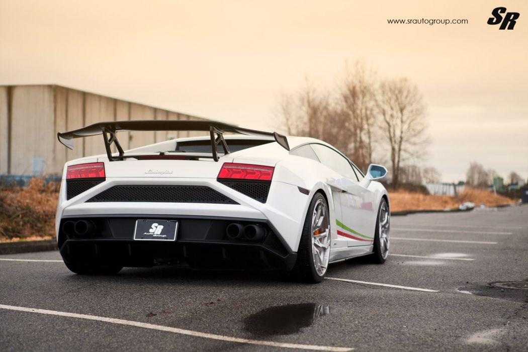 Lamborghini-Gallardo wallpaper