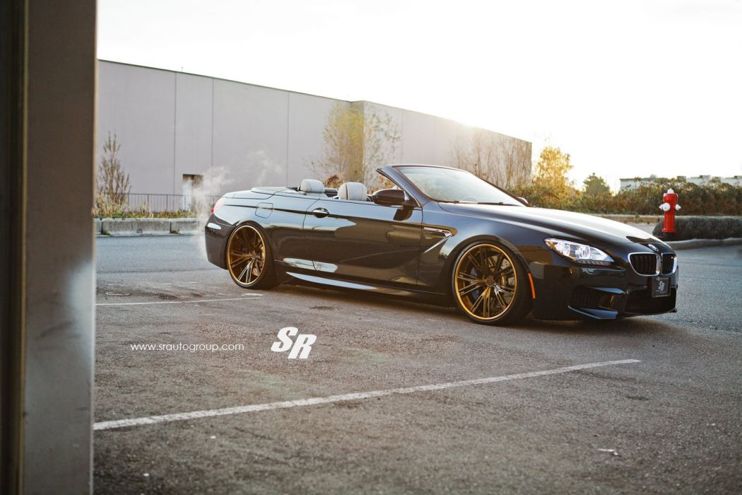 BMW-m6-convertible wallpaper