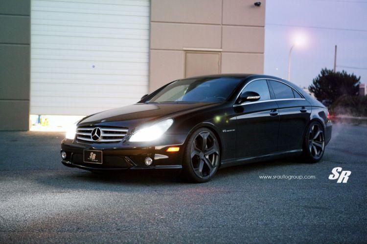 Mercedes-CLS55 wallpaper