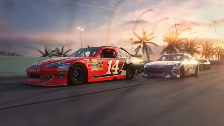 NASCAR race racing (54) wallpaper