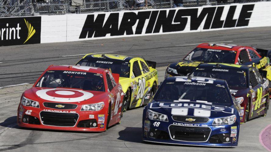 NASCAR race racing (8) wallpaper