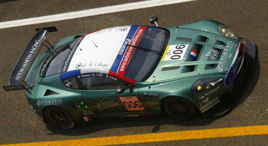 ASTON MARTIN DBR9 race racing gt1 le-mans (5)_JPG wallpaper