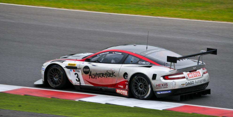 ASTON MARTIN DBR9 race racing gt1 le-mans (8) wallpaper
