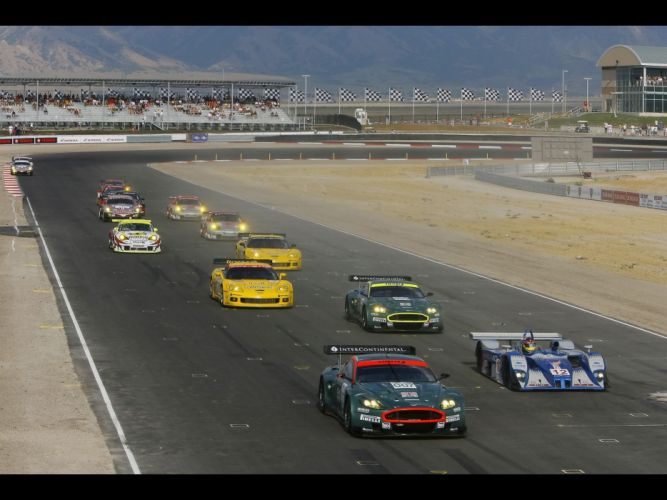 ASTON MARTIN DBR9 race racing gt1 le-mans (34) wallpaper