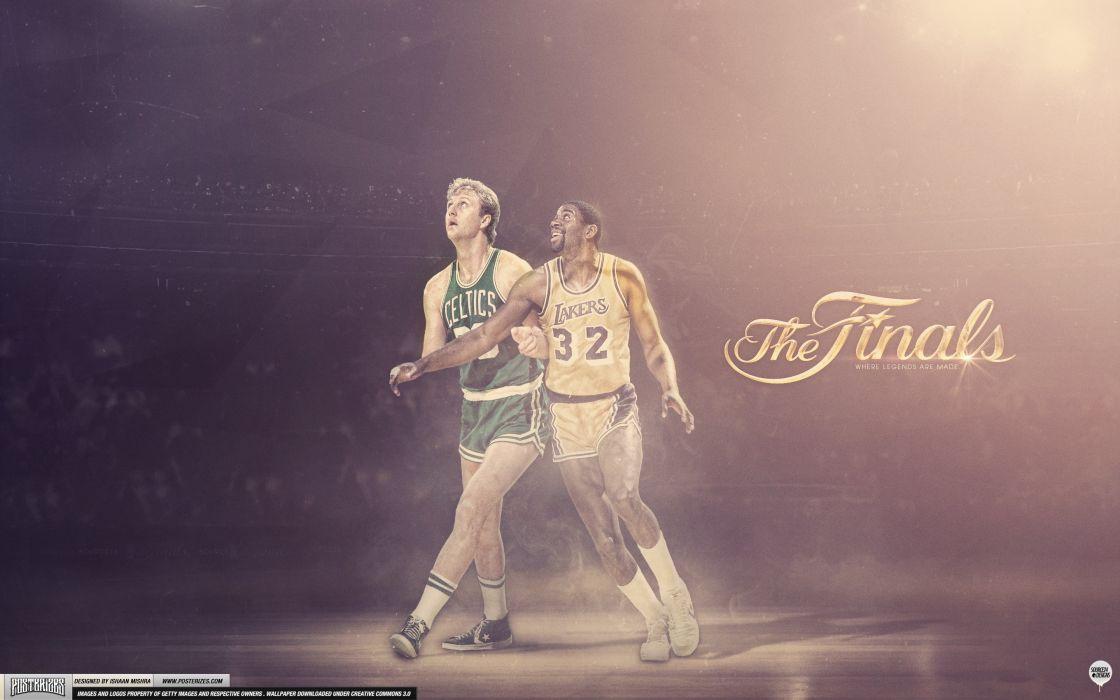 NBA basketball (4) wallpaper