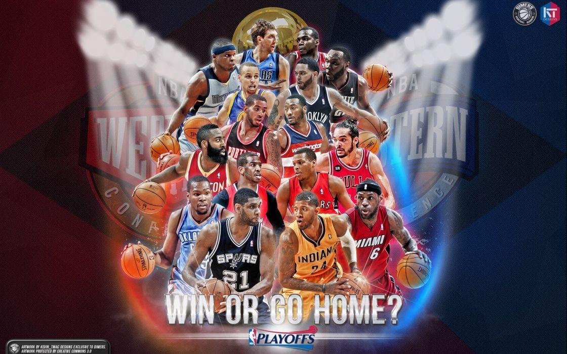 NBA basketball (17) wallpaper