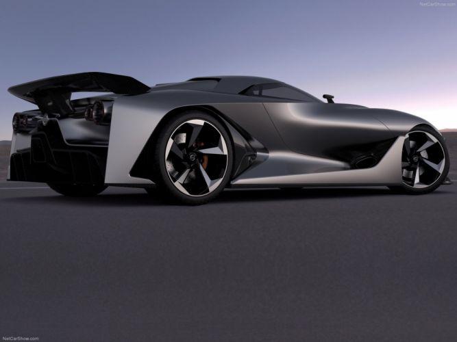 Nissan 2020 Vision Gran-Turismo Concept Car Supercar Game Wallpaper Vehicle 4000x3000 (2) wallpaper