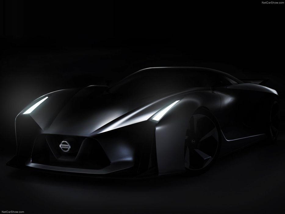 Nissan 2020 Vision Gran-Turismo Concept Car Supercar Game Wallpaper Vehicle 4000x3000 (4) wallpaper