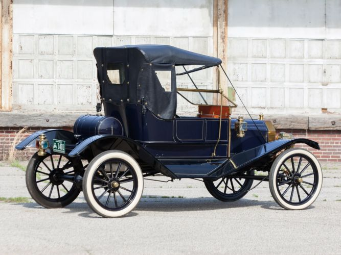 1911 Ford Model-T Torpedo Runabout r wallpaper