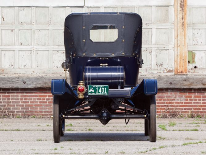 1911 Ford Model-T Torpedo Runabout d wallpaper