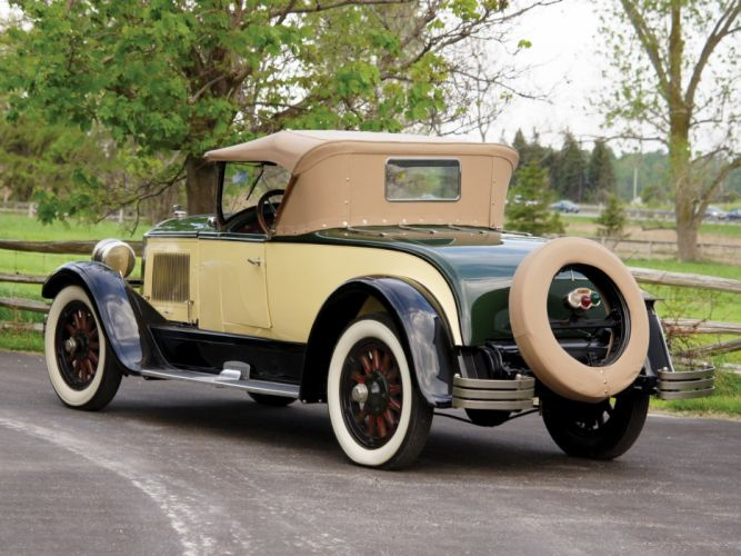 1927 Buick Master Six Deluxe Sport Roadster (27-54) retro g wallpaper