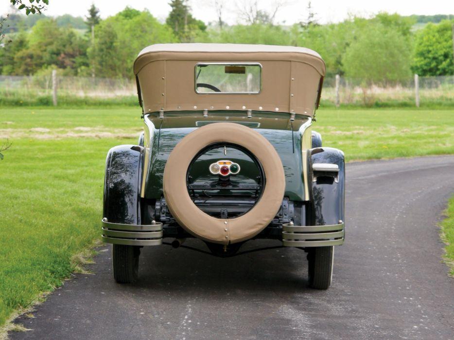 1927 Buick Master Six Deluxe Sport Roadster (27-54) retro   t wallpaper