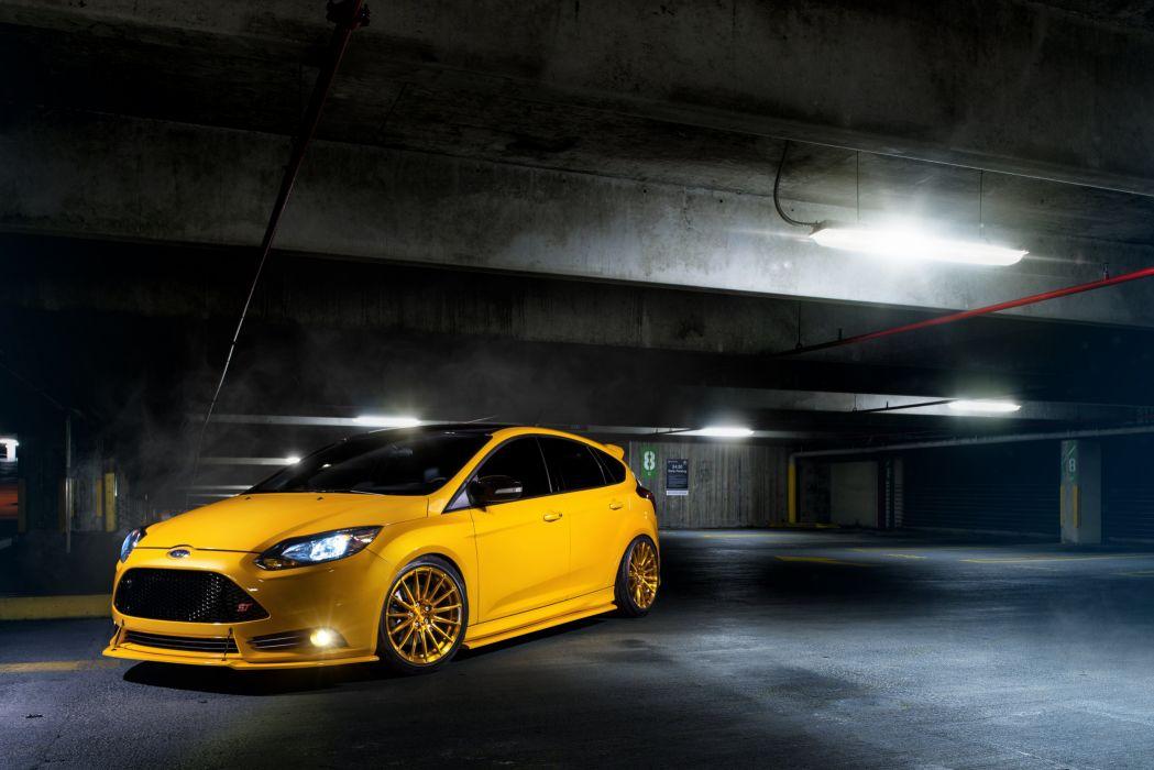Ford Focus St Wallpaper 6016x4016 370963 Wallpaperup