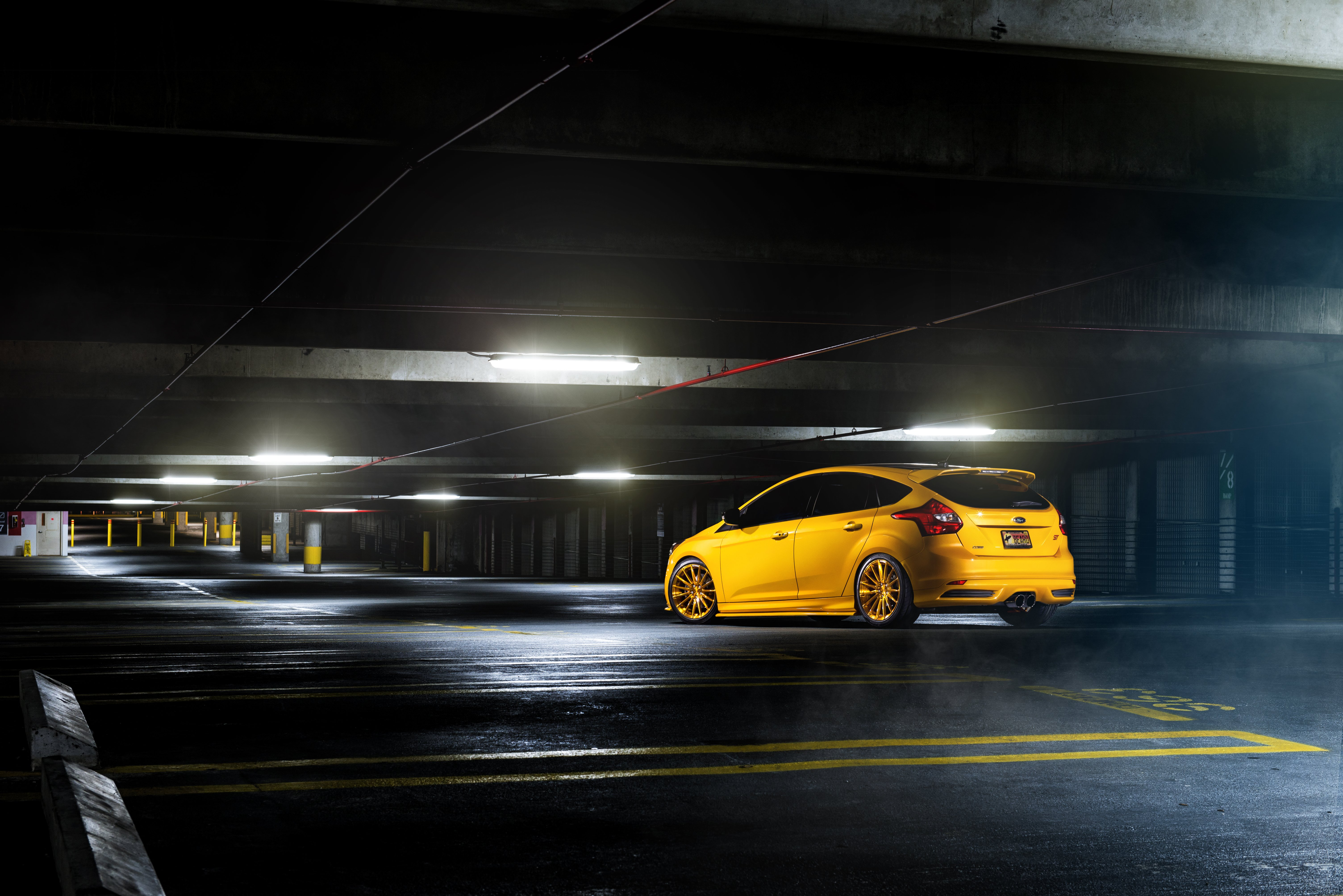 Ford Focus St Wallpaper 6016x4016 370964 Wallpaperup