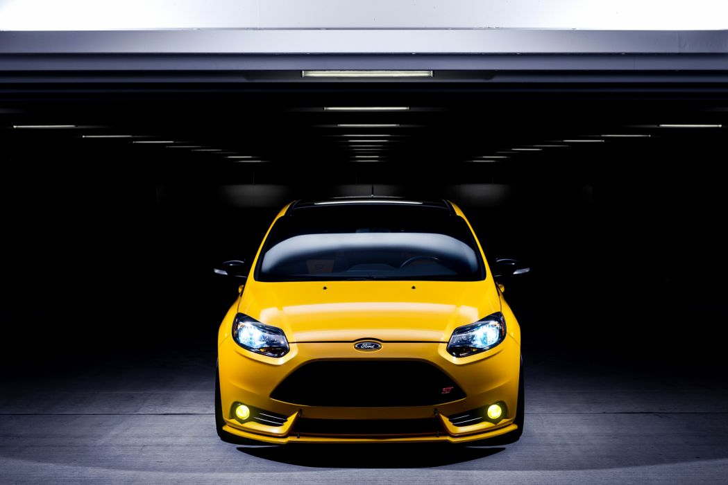 Ford Focus ST wallpaper
