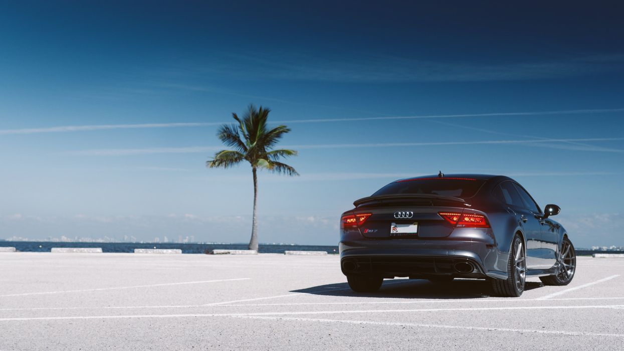 Vellano Audi RS7 wallpaper