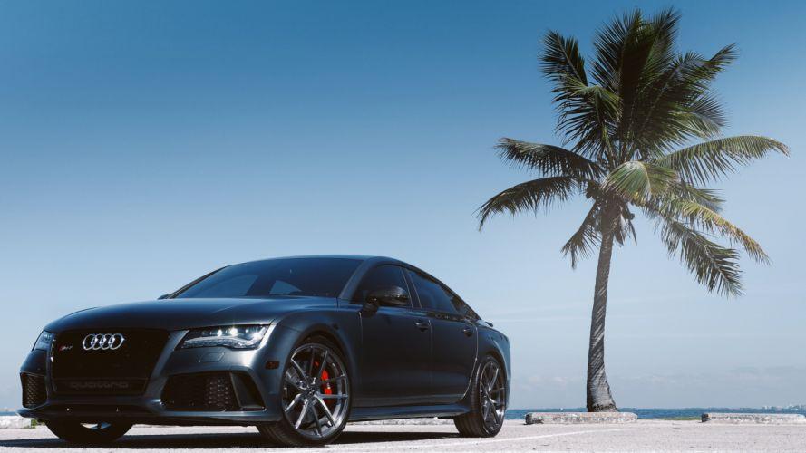 Vellano Audi RS7 wallpaper