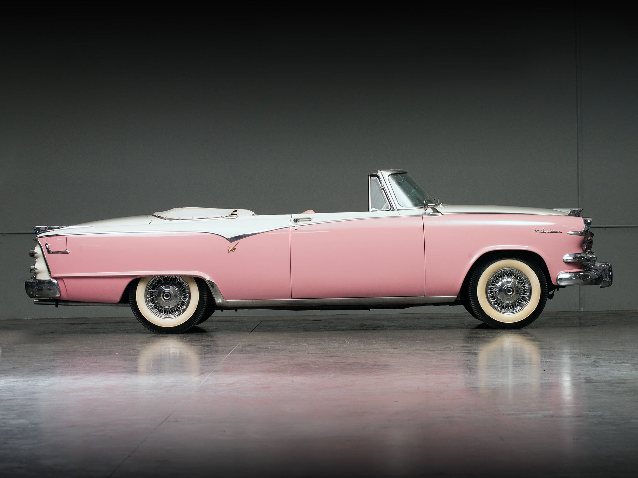 1955 dodge royal lancer convertible cream black fvr cars - Filename 26d3f1054671019fbe55587bf1f99164 Jpg